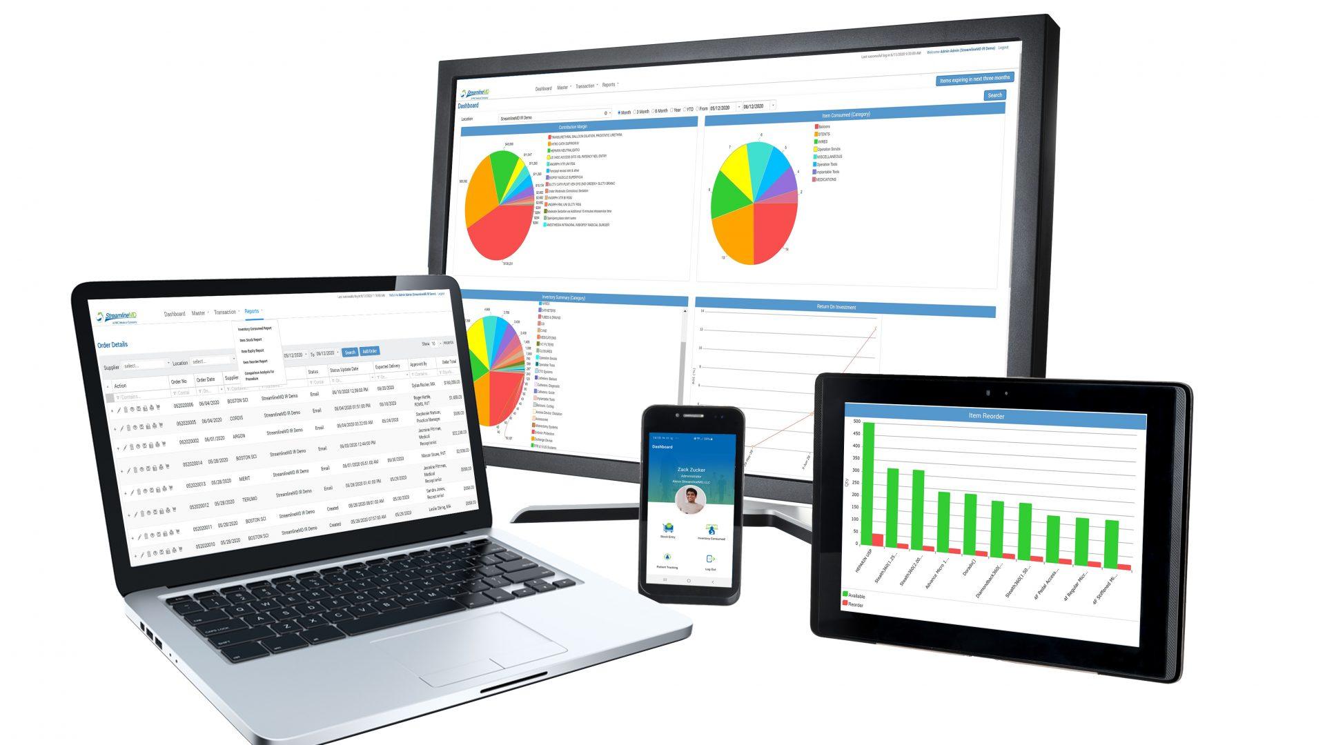 StreamlineMD's Integrated Inventory Management - StreamlineMD - EMR and Billing Services